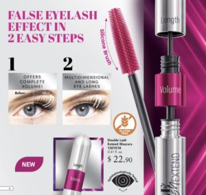 Farmasi Double LAsh Extend Mascara